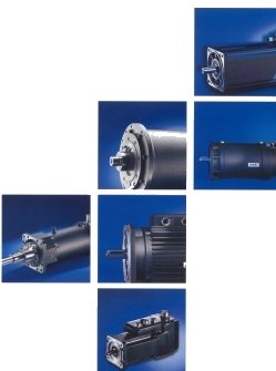 Photos of Servo motors
